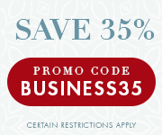 Save with promo code BUSINESS35
